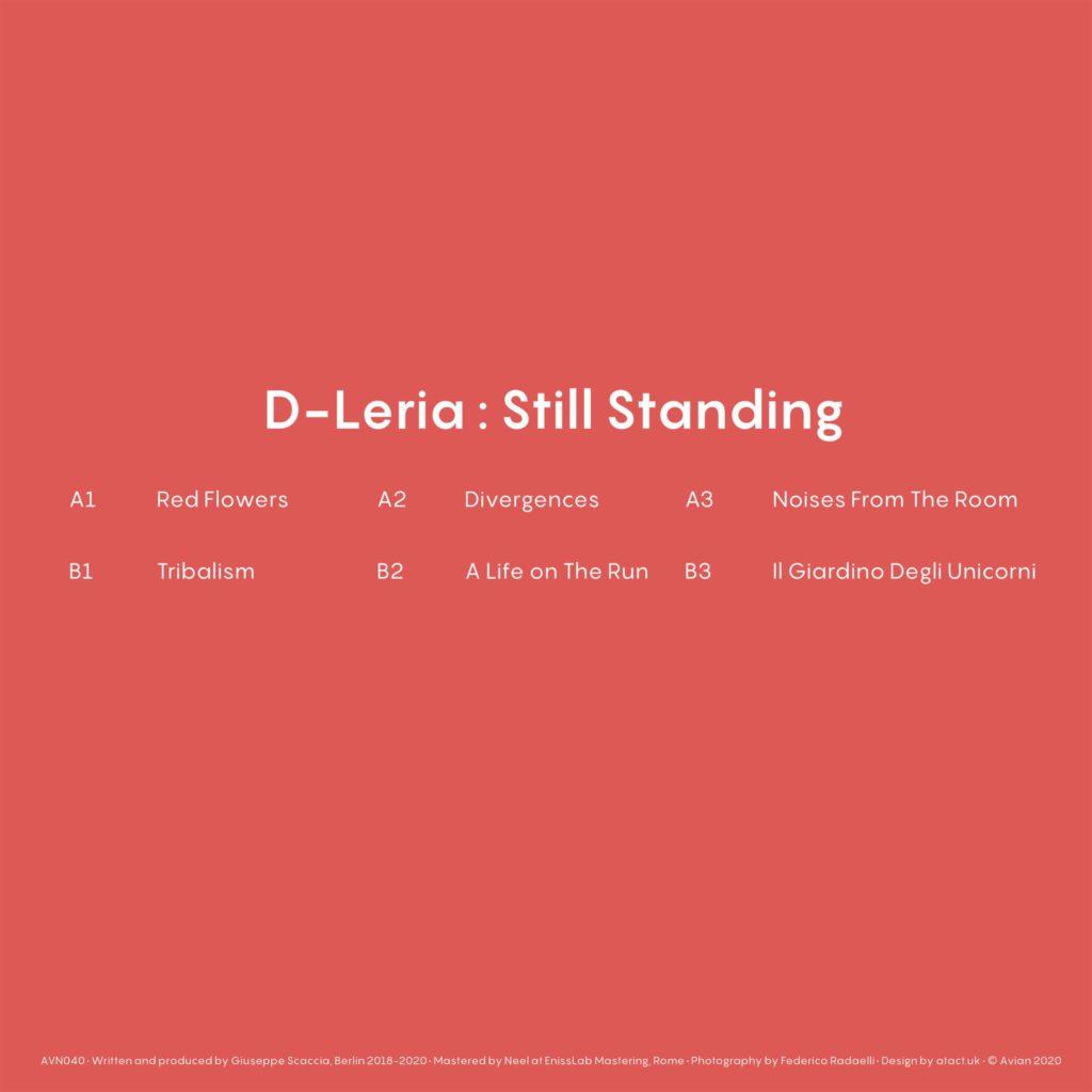 Still Standing Avian D-Leria