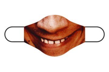 Mascherina Aphex Twin