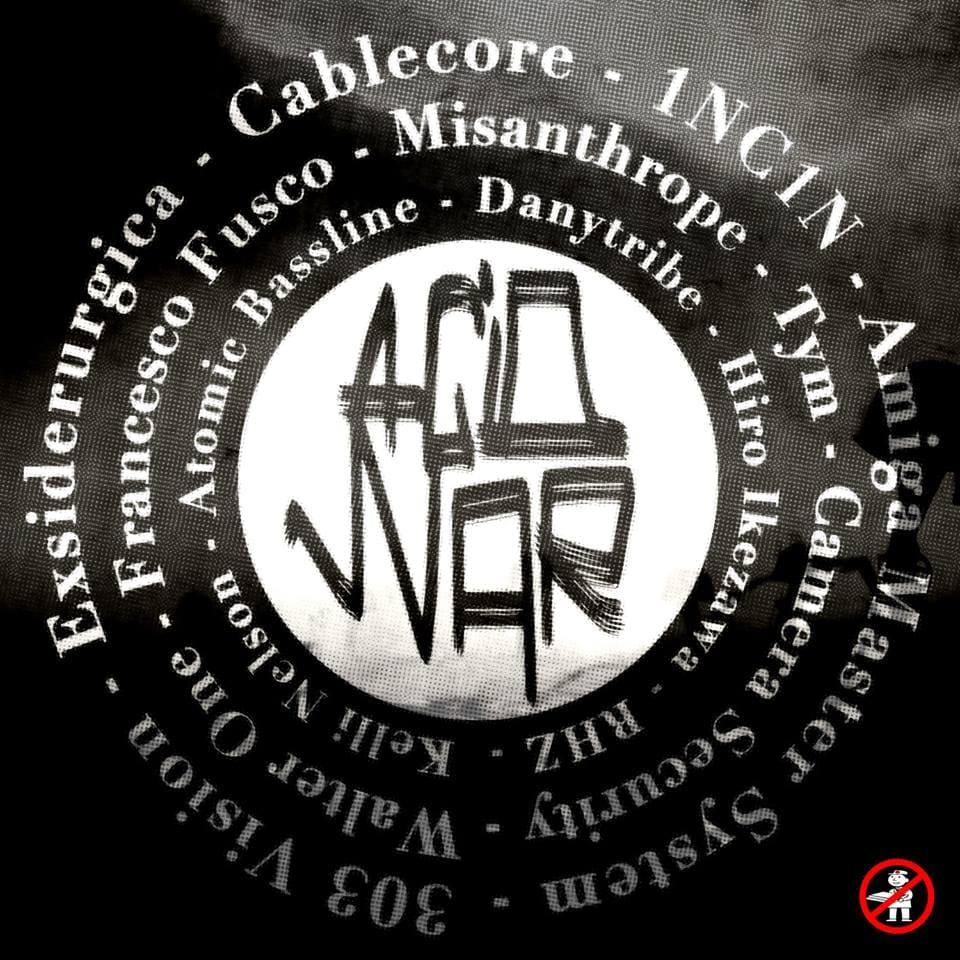 Acid War - No Pizza Rave Records