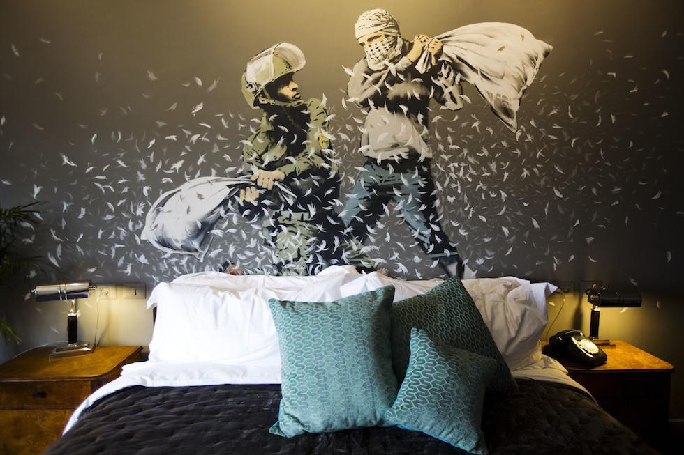 Banksy hotel