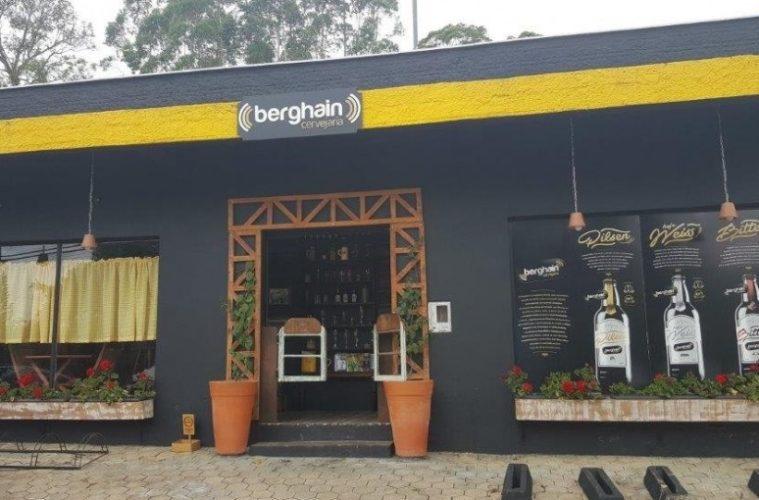 Berghain Cervejaria