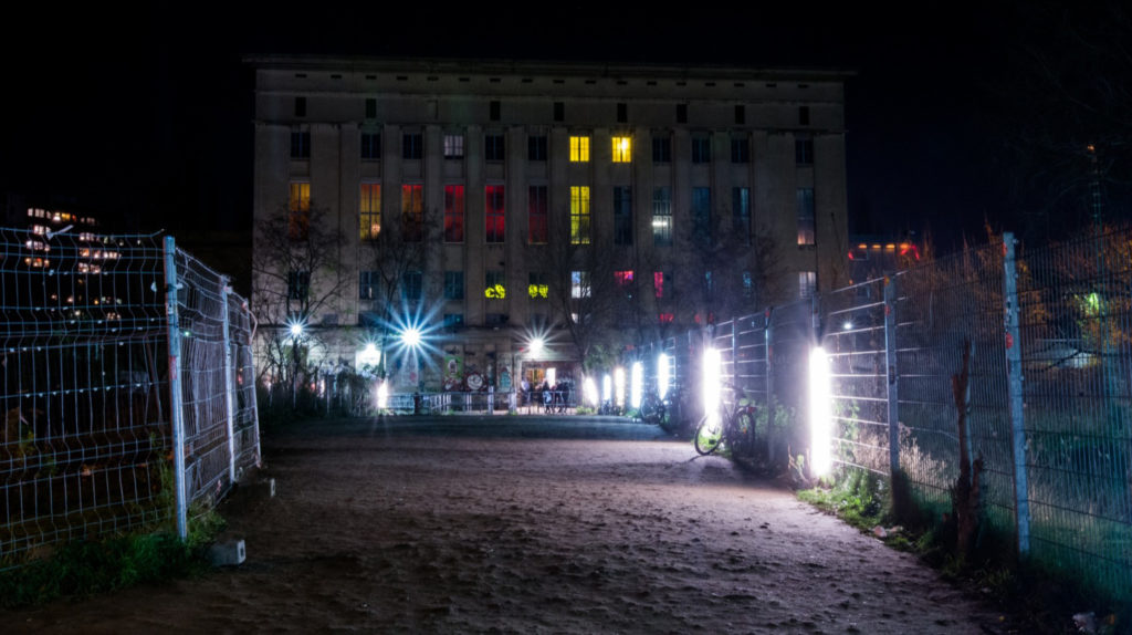 Berghain front