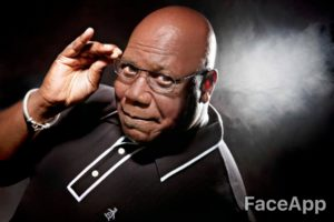 FaceApp carl cox