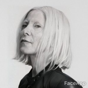 FaceApp Ellen Allien