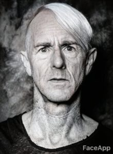 FaceApp Richie Hawtin