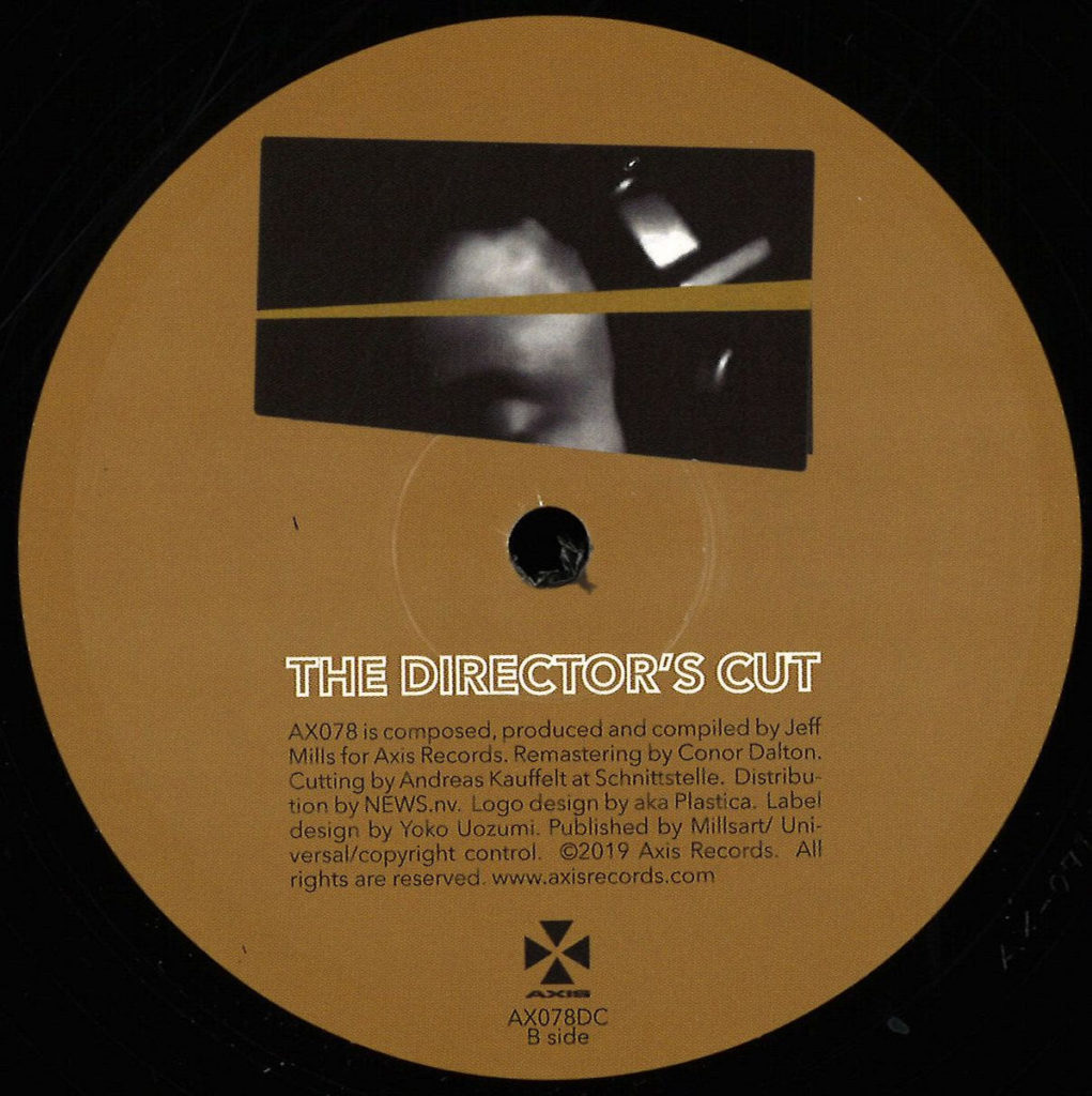 Jeff Mills The Director's Cut