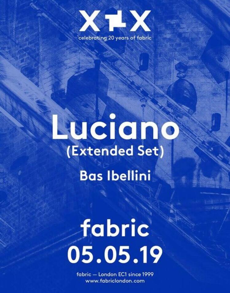 Luciano Fabric