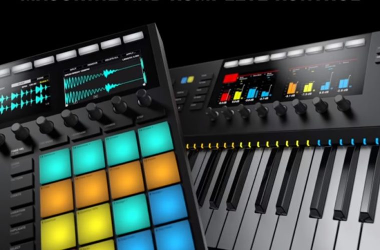 maschine mk3 e komplete kontrol mk2 ecco la nuova generazione di classici native instruments. Black Bedroom Furniture Sets. Home Design Ideas