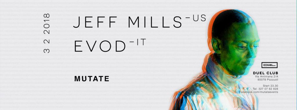 Jeff Mills Mutate