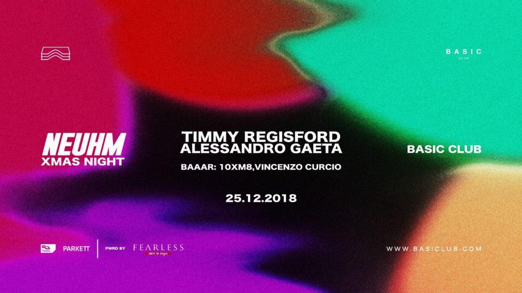 Timmy Regisford - Xmas Nehum