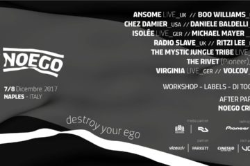 NoEgo Festival Napoli