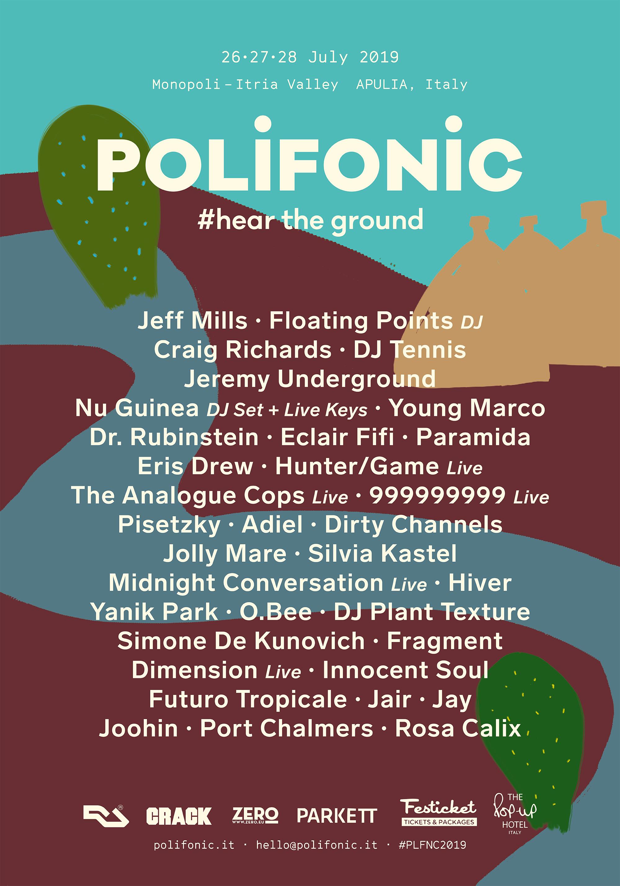 Polifonic 2019