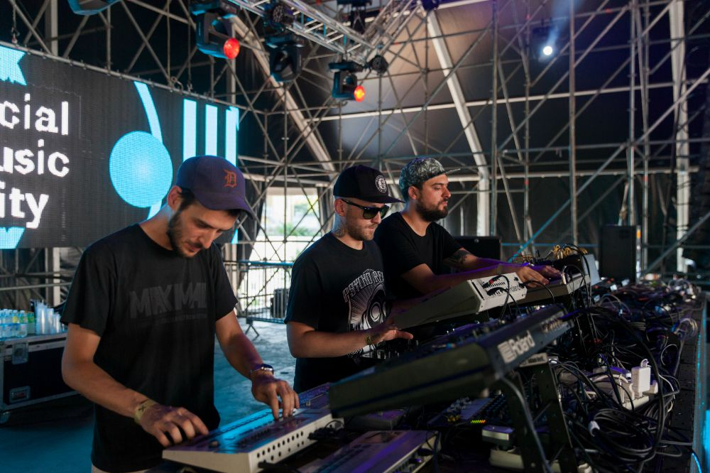 Techno Soldiers Interview