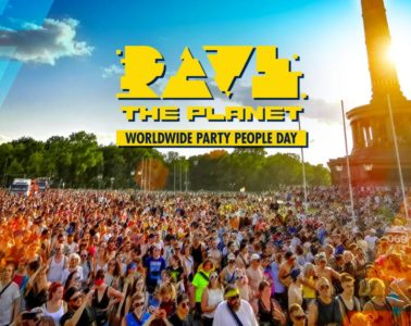 Rave The Planet