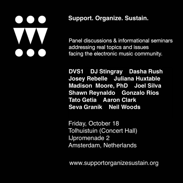 Support Organize Sustain