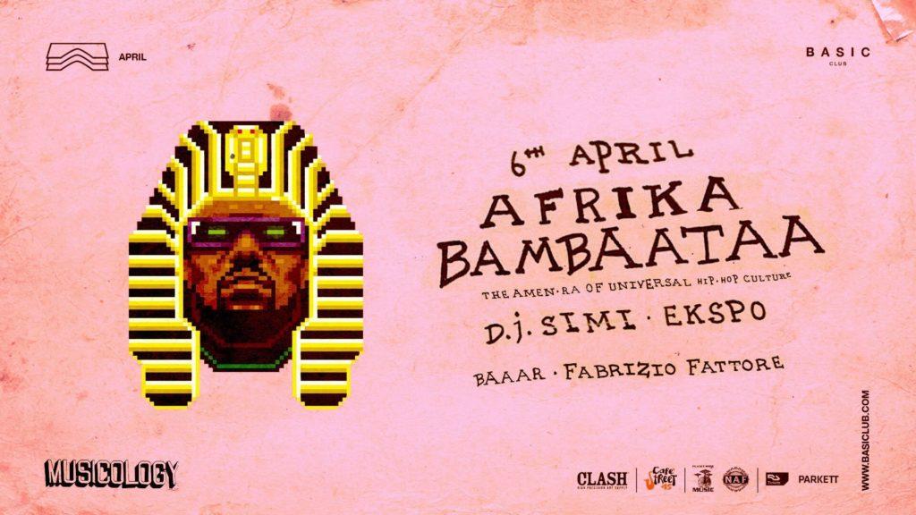 Afrika Bambaataa Basic Club
