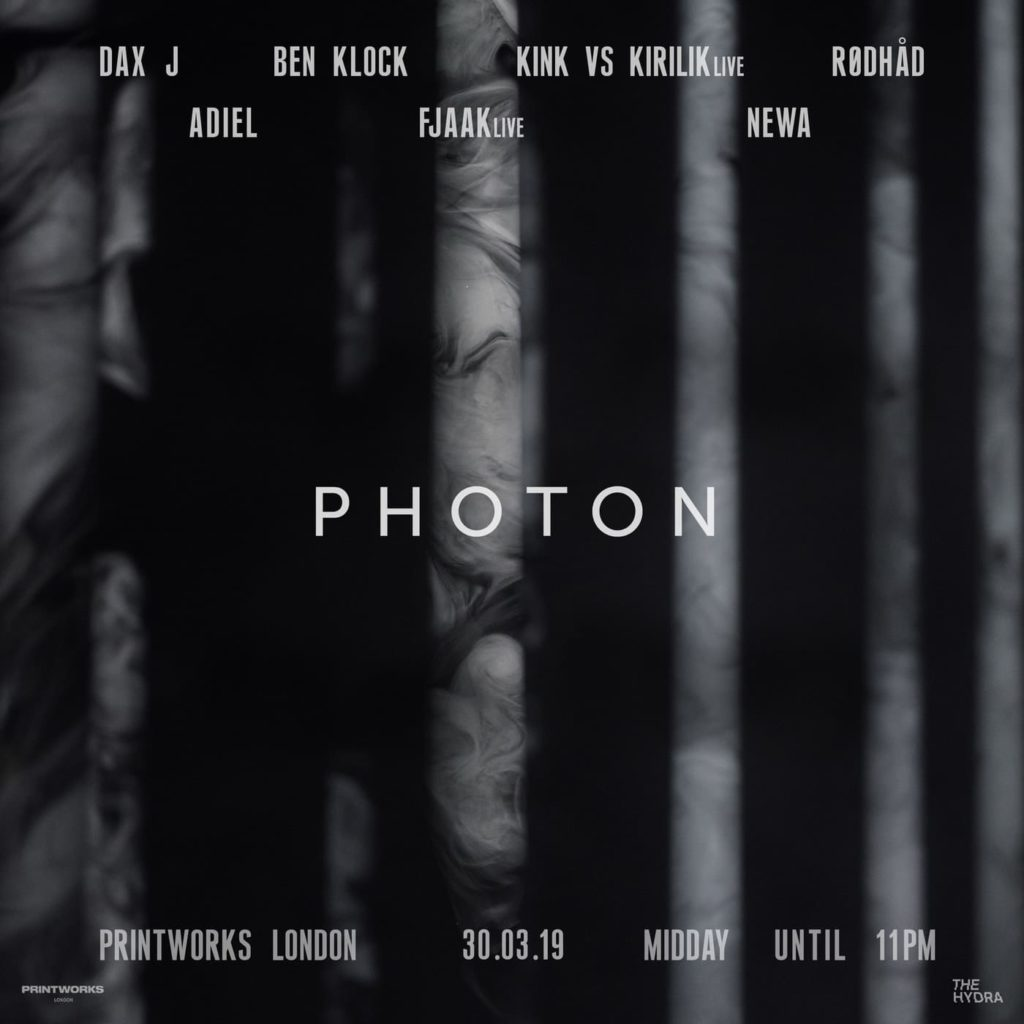 PHOTON PRINTWORKS LONDON
