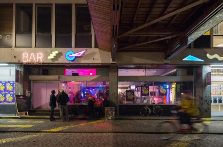 Bar Rotterdam Club