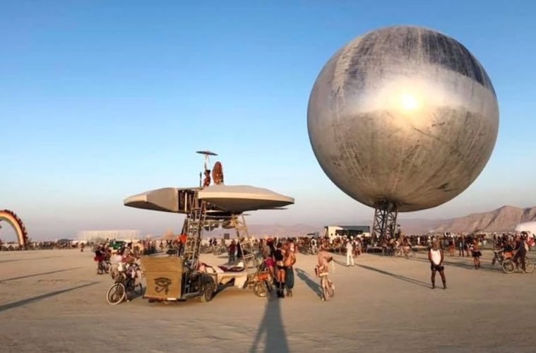 burning man in australia