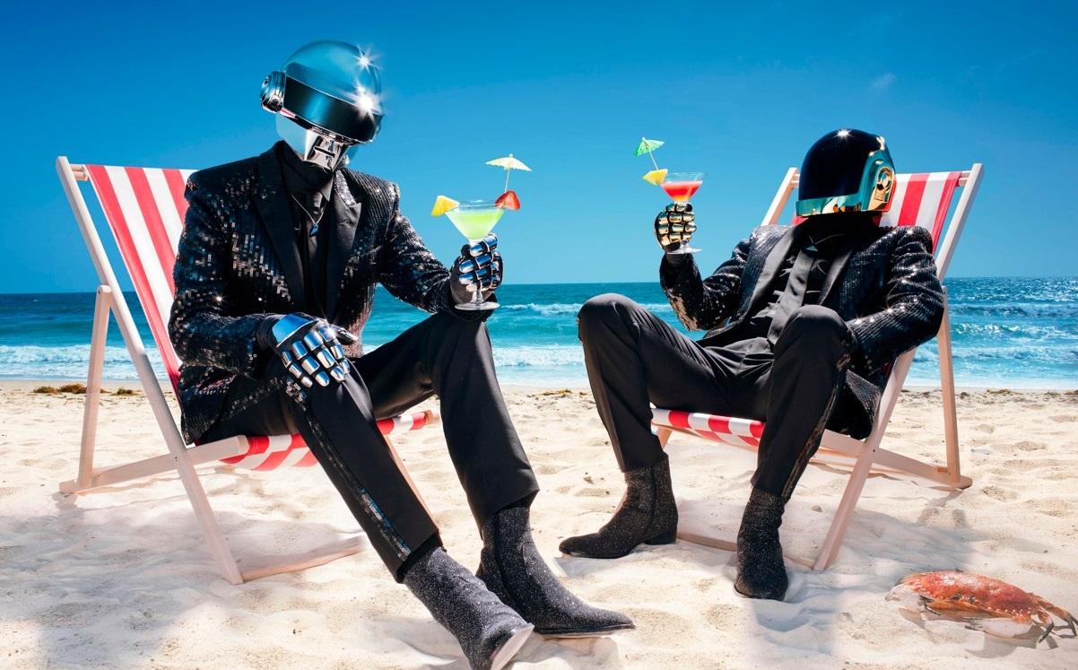 I Daft Punk e il loro non-ritorno sul palcoscenico - Parkett