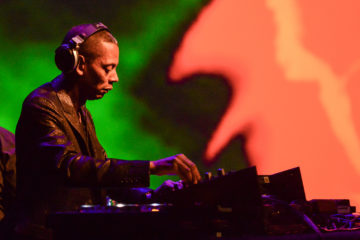 Moon Area of Influence - Jeff Mills
