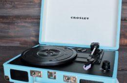 giradischi Crosley