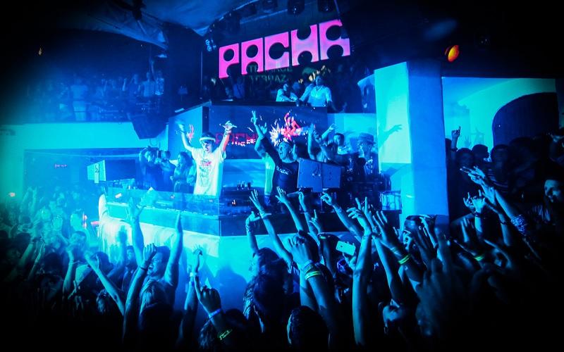 gruppo pacha