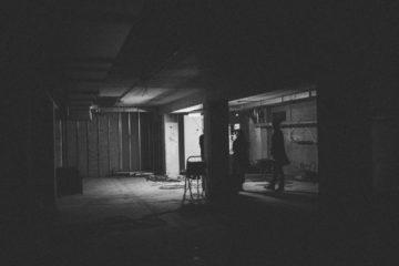 het magazijn