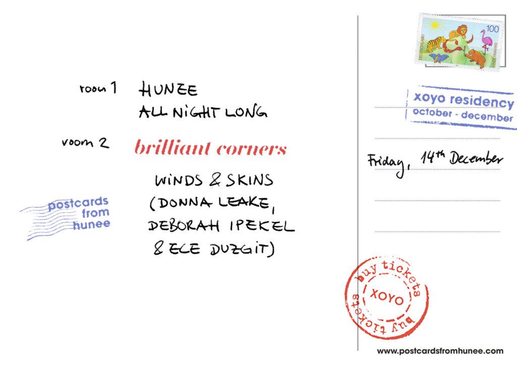 Hunee All Night