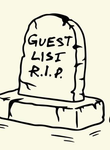 Guestlist is dead