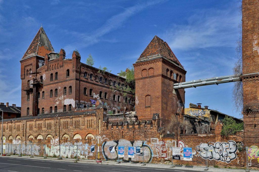 Griessmuehle Berlino