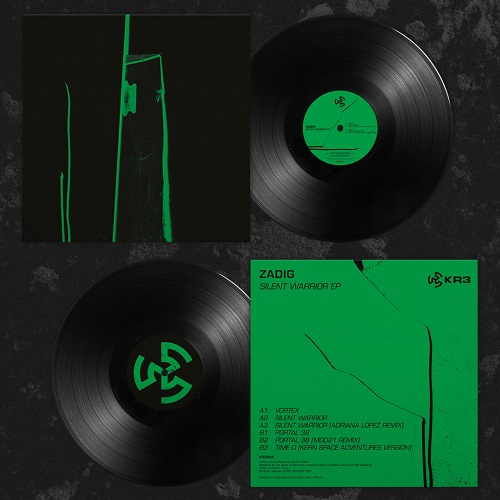 Zadig Silent Warrior kr3 Records