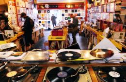 negozi di dischi