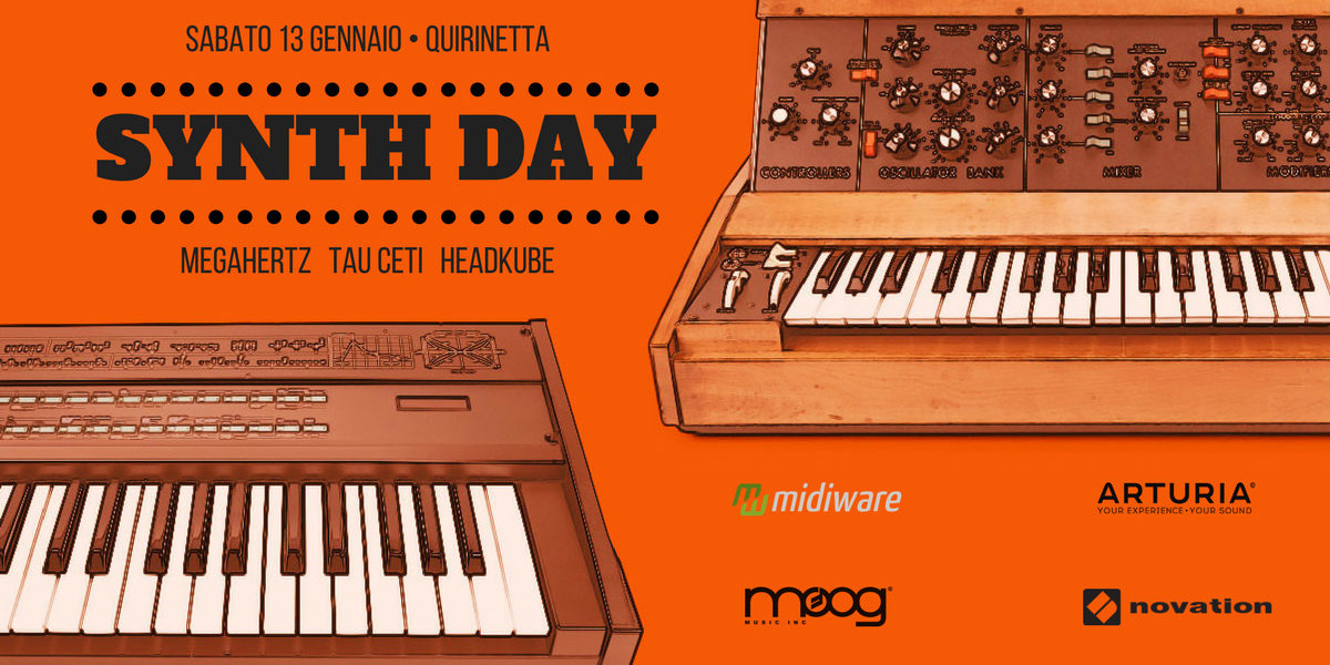 synth day