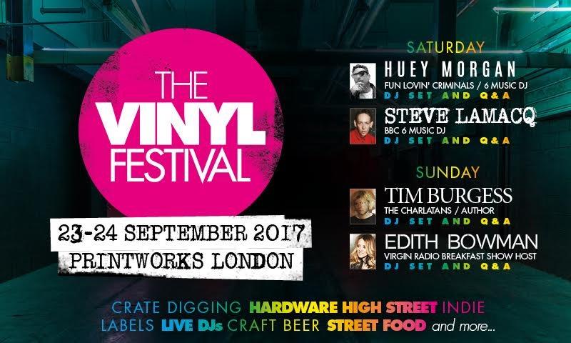 Annullato il Vinyl Festival