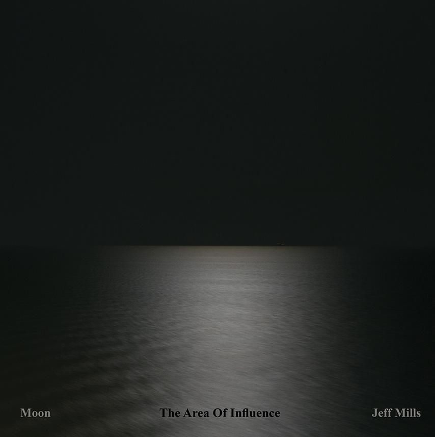 Il prossimo 19 Luglio, Axis Records pubblicherà il nuovo album di Jeff Mills chiamato Moon – The Area of Influence