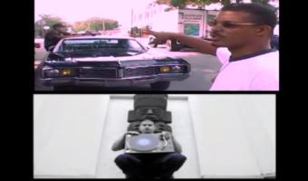 ECCO IL MAKING OF DELLO STORICO VIDEO JAGUAR DI DJ ROLANDO